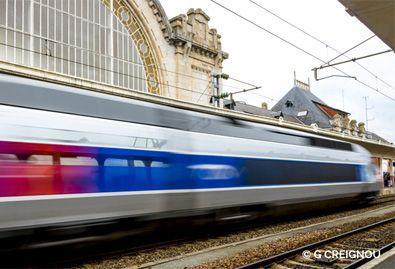 Bretagne Grande vitesse, les Côtes d'Armor à 2 h 15 de Paris en TGV