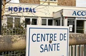 Le Centre de santé de Lamballe en Côtes d'Armor