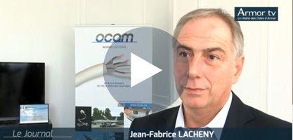 Jean-Fabrice Lacheny – Président d'OCAM à Trélivan