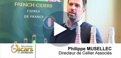 Philippe Muselles - Directeur de Cellier Associés
