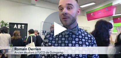 U'Cosmetics, le concours national de cosmétique organisé par l'UCO à Guingamp