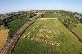 Le mené, le territoire des énergies
