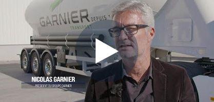 Nicolas Garnier, Préseident du Groupe Garnier à Loudéac