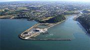 Saint-Brieuc, le port du Légué