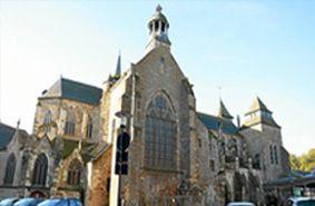 Balade au centre-ville de Saint-Brieuc