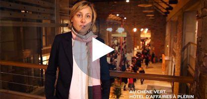 Céline Da Mota-Filippi - Hôtel Le Chêne Vert à Plérin