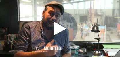 Lionel MORETTO - Métafer, métallerie d'art