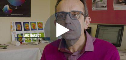 Loïc BARBOT - Protec Industrie à Trégueux