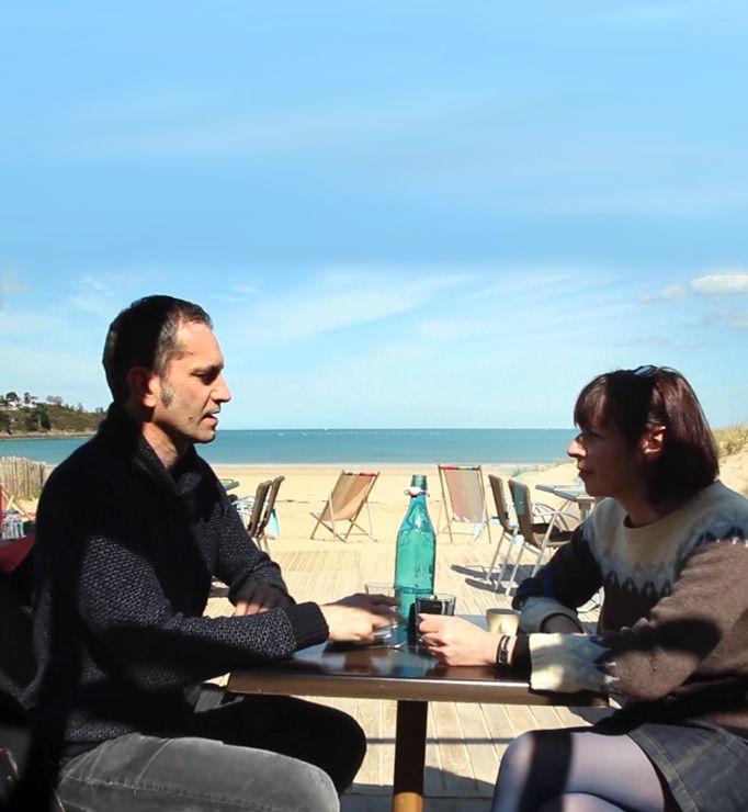 Françoise Peslherbe et Marc Milloco
