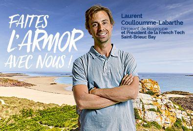 Laurent Coulloume-Labarte Biogroupe - - Faites l'Armor avec nous