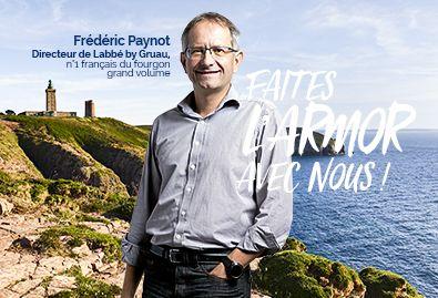 Frédéric Paynot , Labbée by Gruau - Faites l'Armor avec nous