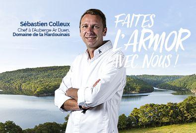 Sébastien Colleux Ar Duen – Faites l'Armor avec nous