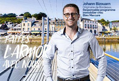 Johann Bizouarn – Bleu Mercure – Faites l'Armor avec nous