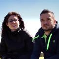 Charline Leroy et Vincent Borecki