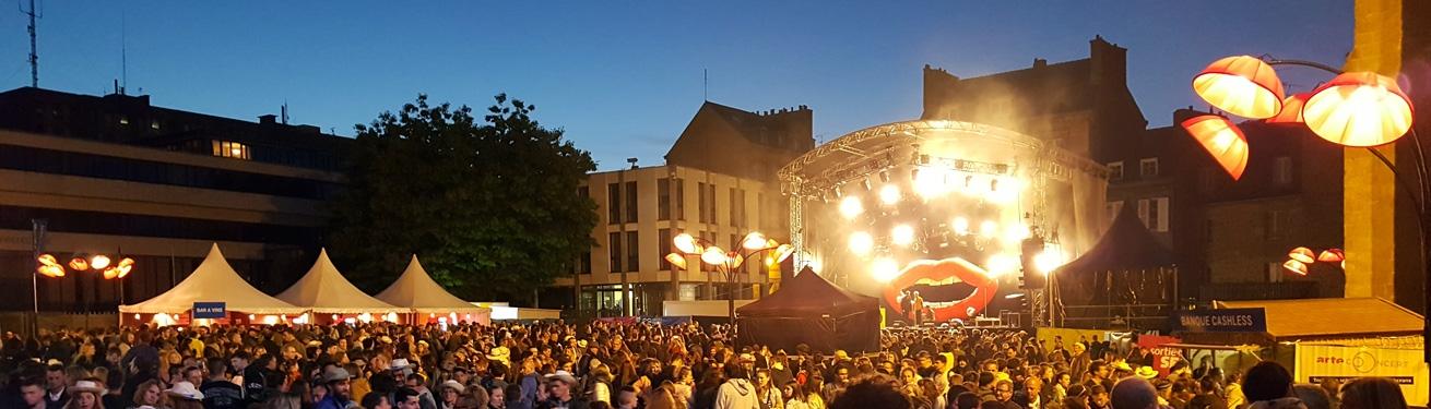 Festival Art Rock - Saint-Brieuc
