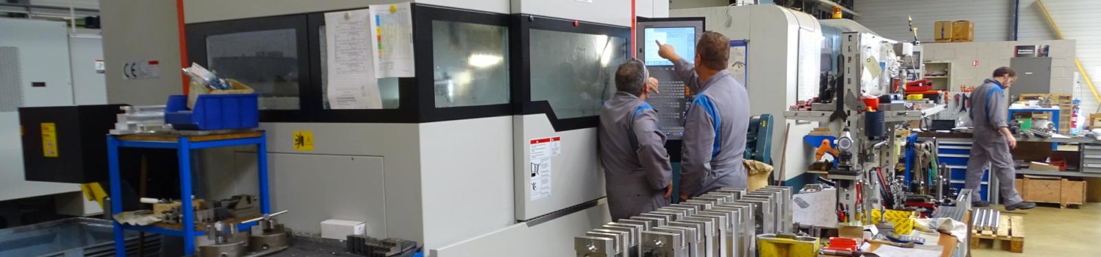 La filière mécanique en Côtes d'Armor
