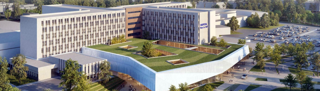 Yves Le Foll l'hôpital public des Côtes d'Armor