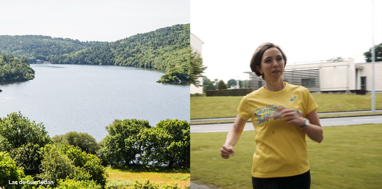 Exercer comme soignant en Bretagne Géraldine