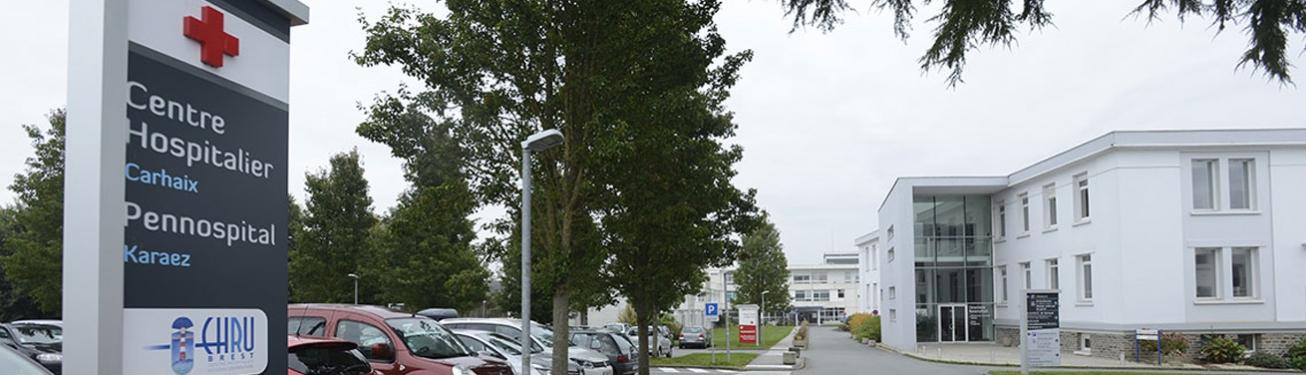 Hôpital de Carhaix GHT 1