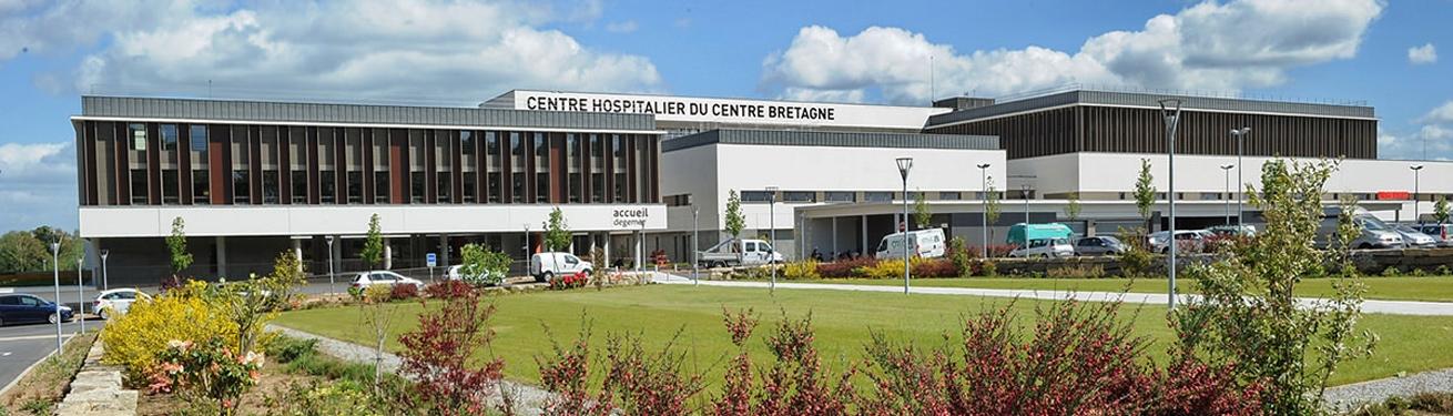 Centre hospitalier Pontivy