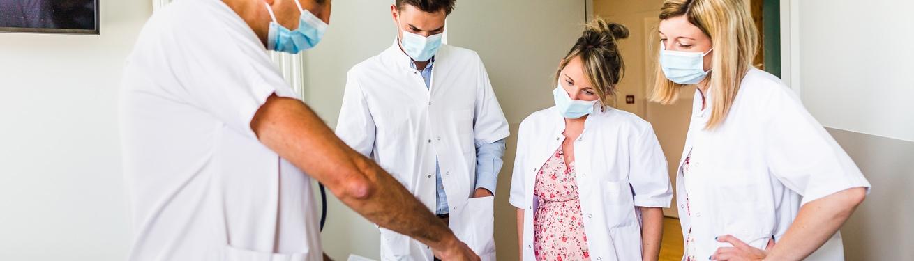Stages santé en hôpital en Côtes d'Armor