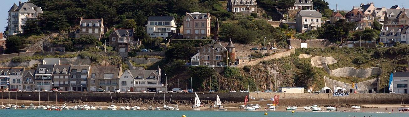la grande maison en bord de mer