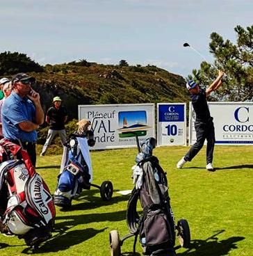 Cordon Golf Open Pléneuf-Val André