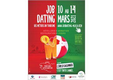 Job Dating Métiers du tourisme