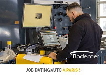 Le Job dating Bodemer à Paris
